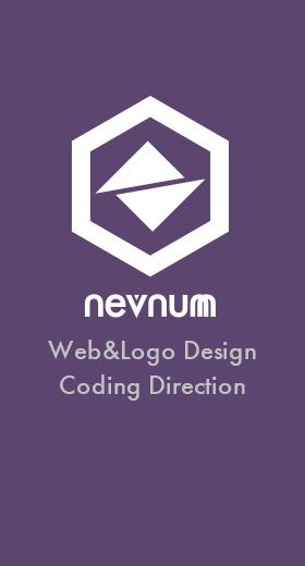 nev num - Webサイト・ロゴデザイン制作 コーディング・ディレクション